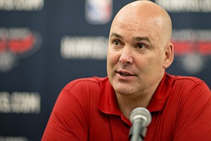 Atlanta Hawks GM Takes Indefinite Leave Of Absence After Race Remarks