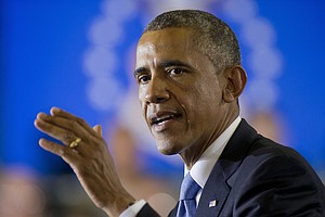 Obama Rules Out Another Ground War In Iraq