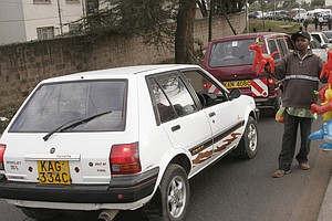 Seeking Frugal Tech Solutions For Nairobi's Jammed Traffic
