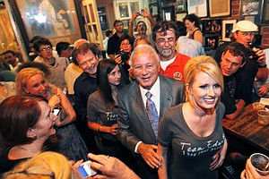Ex-Con, Future Congressman? Former Gov. Edwin Edwards Campaigns Again