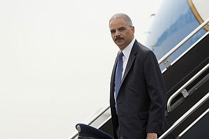 Despite A Bumpy Tenure, Holder Had A Broad Impact