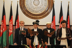 Afghanistan's New President: 'Hold Me Accountable'