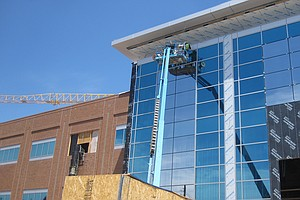 Proton Center Closure Doesn't Slow New Construction