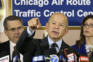 FAA Chief: No Quick Fix To Prevent Another Fire Like Chicago