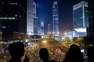 Hong Kong Police Can 'Take All Actions Necessary,' City L...