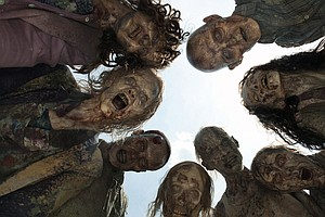 AMC's 'The Walking Dead' Is A Hit Show With Two Meanings