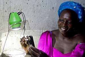LED Lights Are A 'Transformative Technology' In The Developing World
