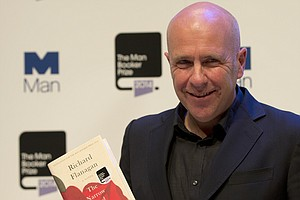 Australian Novelist Richard Flanagan Awarded Booker Prize