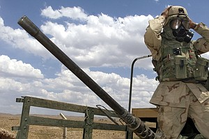 Pentagon Reportedly Hushed Up Chemical Weapons Finds In Iraq