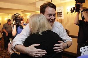 Clay Aiken: An American Idol On The Campaign Trail