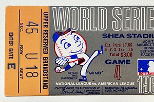 Baseball, Vietnam And Coming Of Age At The 1969 World Series