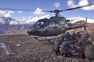 Death Toll In Himalayan Avalanches Reaches 27
