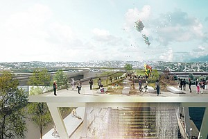 Washington, D.C., Pitches New Bridge Park As A 'Model For Social Equity'