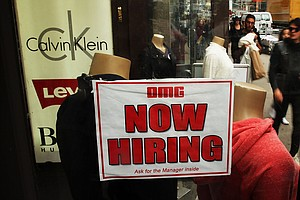 Drop In Unemployment Raises Debate On Optimal Rate