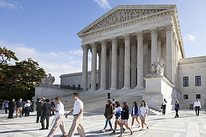 Supreme Court Lets Texas Enforce Voter ID Law For Nov. El...