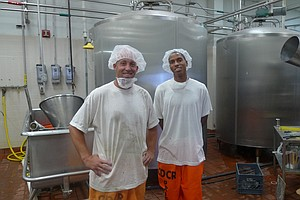 Prison Dairy Gives Inmates Job Skills — And A Sense Of Purpose