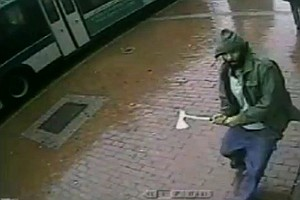 Man With Hatchet Shot Dead After Attacking NYPD Officers