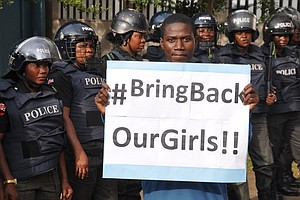 Reports: Boko Haram May Have Kidnapped Dozens More Girls ...