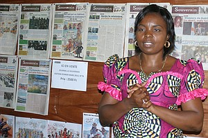 A Congolese Mother Of Six Is Honored For Her Death-Defyin...