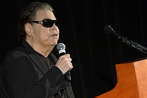 Ronnie Milsap Joins Country Music's Hall Of Fame