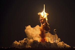 Russian Engines Could Be Focus Of Antares Launch Failure ...