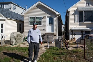 After The Waves, Staten Island Homeowner Takes Sandy Buyout