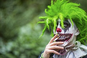 No Joke: French Town Cracks Down On Clown Costumes After ...