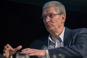 Tech Week: Tim Cook's Reveal, Net Neutrality And Big Data...