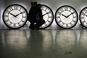 Daylight Saving Time No More: Clocks Fall Back Tonight