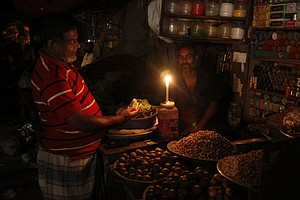 Lights Back On In Bangladesh After Nationwide Blackout
