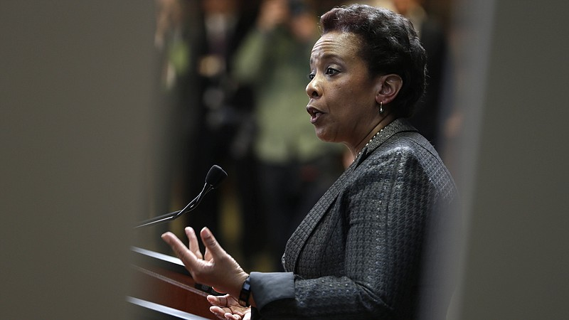 Decision Nears On Next Attorney General
