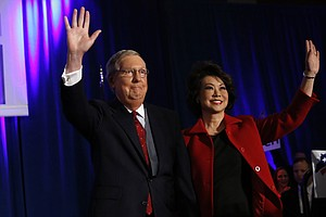 Fight For The Senate: Republicans Oust Pryor; McConnell Wins