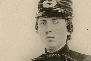 Lt. Alonzo Cushing, Hero Of Gettysburg, Awarded Medal Of ...