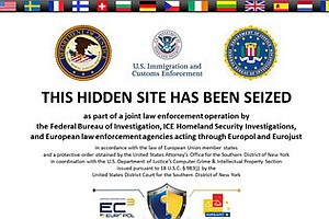 Europe, U.S. Raid Darknet Sites; 17 Arrested