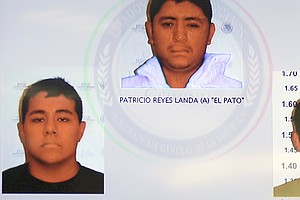 Mexican Authorities: Drug Traffickers Confess To Killing ...