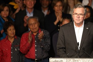Will Jeb Bush Run For President? His Brother Says Maybe.