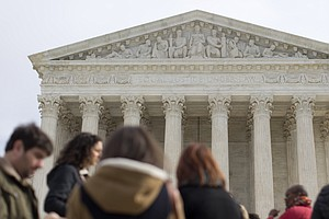 Supreme Court Case Seeks Source Of Alabama Gerrymandering