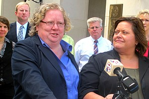 S.C. Same-Sex Marriage Ban Is Overturned