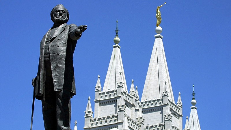 Mormon Church Publishes Essay On Founder Joseph Smiths Polygamy  Kpbs Photo Caption The Church Of Jesus Christ Of Latterday Saints Published An  Essay