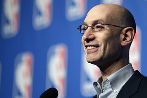 NBA Commissioner Thinks Gambling On Games Should Be Legal