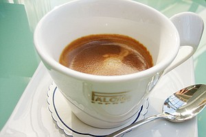 As Espresso Rises, Will 'Greek Coffee' Be Left To The Turks?