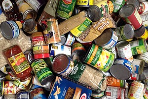 For The Next Food Drive, Go For The Canned Tuna, Not The Saltines