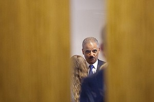 Federal Ferguson Investigation Will Remain Independent, Holder Insists