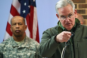 Missouri Governor Adds 'Significantly' To National Guard ...