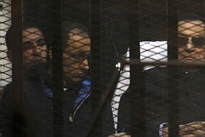 Egyptian Court Overturns Mubarak's Murder Conviction