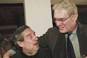 Former U.S. Poet Laureate Mark Strand Dies At 80