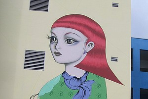 A Miami School Goes From Blank Canvas To Mural-Covered