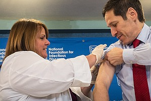CDC Warns That The Flu Season May Be A Bad One