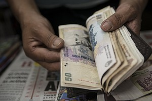 Argentina: Where Cash Is King And Robberies Are On The Rise
