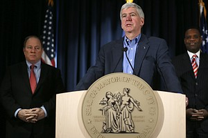 Detroit's Bankruptcy Is Over, Michigan's Governor Says